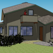 Quadra Two Story Home